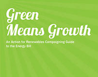Campaigning Brief for the Energy Bill Campaign