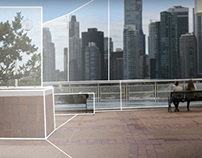 Panoramic Matte Painting Projections in PS and Maya