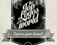 Logos infographics