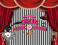 CIRCUS. MAGIC FASHION