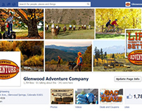 online marketing management for glenwood adventure