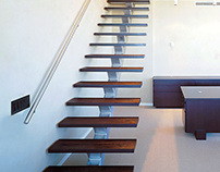 Stainless Steel Stair