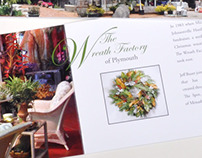 The Wreath Factory at Otter Creek brochure