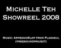 Student Showreel (RMIT 2008)