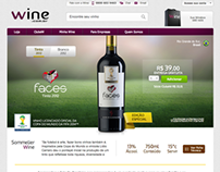 Faces - Vinho oficial da Copa do Mundo
