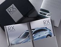 Lexus RX Launch Kit