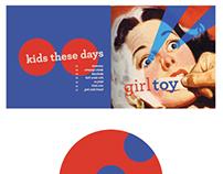 GirlToy: Album Design