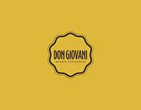 Don Giovani [ Design Gráfico Agência NucleoCom ]