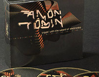 Amon Tobin - Trippin' with the wizard of electronica.
