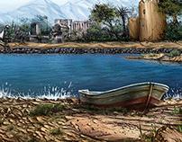 Khalba Beach