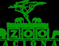 Propuesta Logo Zoologico Nacional