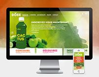 Web Design | Dose
