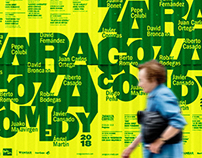 Zaragoza Comedy 2018