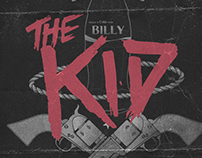 Share a Coke with Billy the Kid poster