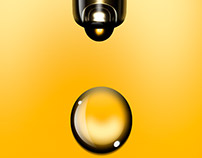 Liquid Photography: Eye Dropper and Drops...