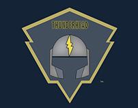 Thunderhead Badge