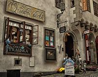 Vintage stores
