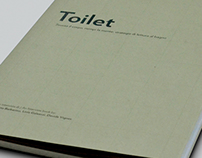 Toilet interview book