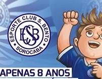 Centenário Esporte Club São Bento