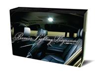 BryteLED Automotive Lights Packaging Design