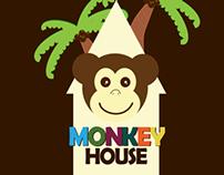 """Monkey House"" Restaurant Menu"