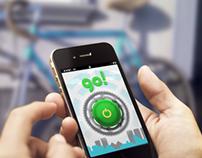 Bringázz a munkába app