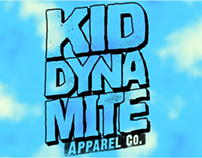 Kidynamite promo video for rider Marcus Christopher