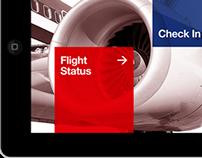 American Airlines Web & Mobile Kiosk