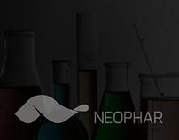 NEOPHAR | IDENTIDAD VISUAL