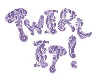 Twirl It Typeface