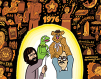 Muppet Show First Airs: September 1976
