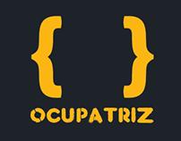 Ocupatriz - Identidade Visual