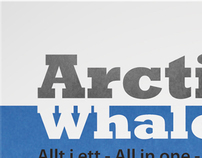 Arctic Whale Tours - Design Work