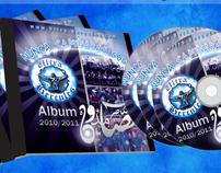 Audio-CD Cover Design