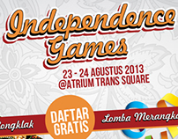 TSM Independence Games