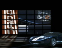 Ford Motor Company - Ford GT Experiential Marketing