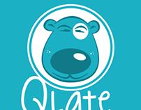 Qlate, Logo