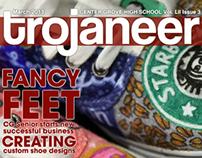 Magazine Spreads (2012-2013)