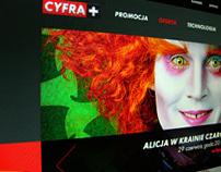 Digital TV platform Canal+