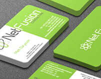 NetFusion - Business Cards