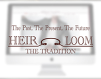 Heirloom The Tradition Website