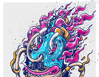 Art Print | Petruk Comeback