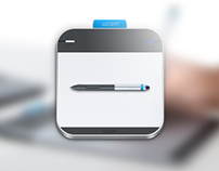 Wacom Intuos iOS Icon