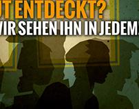 """Posterdesigns for """"otto greift ein"""""""