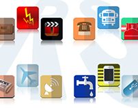 ICON Design, UI Design, App Icons