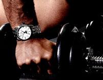 Masculine Watchspread