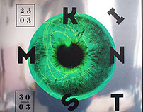 KUKI MONSTAR dj set poster