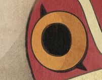 Miyazaki Mask Series: Mononoke (San)