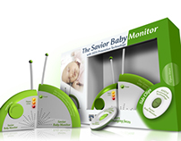 BABY MONITOR - PRODUCT DESIGN