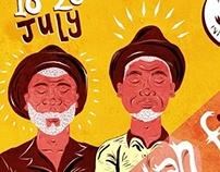 Durban Film Festival Poster
